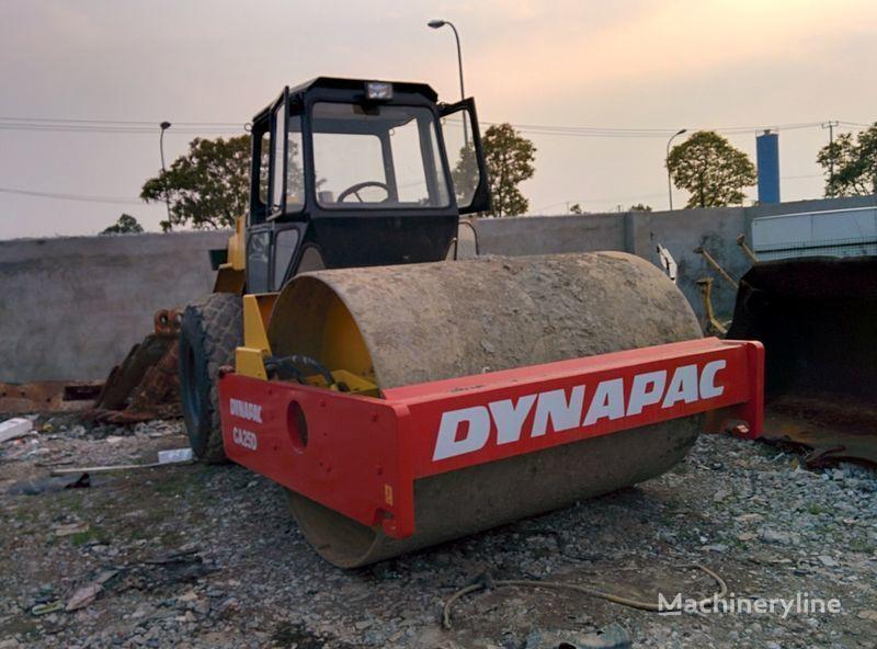DYNAPAC CA25D compactador monocilíndrico