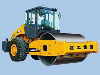 XCMG XS202J, XS222J, XS262J compactador monocilíndrico novo