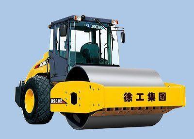 XCMG XS302 compactador monocilíndrico novo