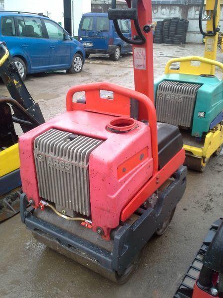 AMMANN AR65 compactador pequeno de asfalto