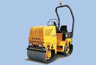 XCMG XMR15S compactador pequeno de asfalto novo