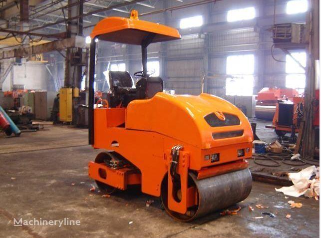 BelDT 1031 compactador pequeno de asfalto novo