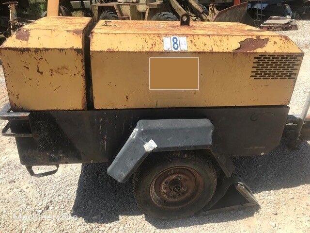 compressor INGERSOLL RAND  P180WD