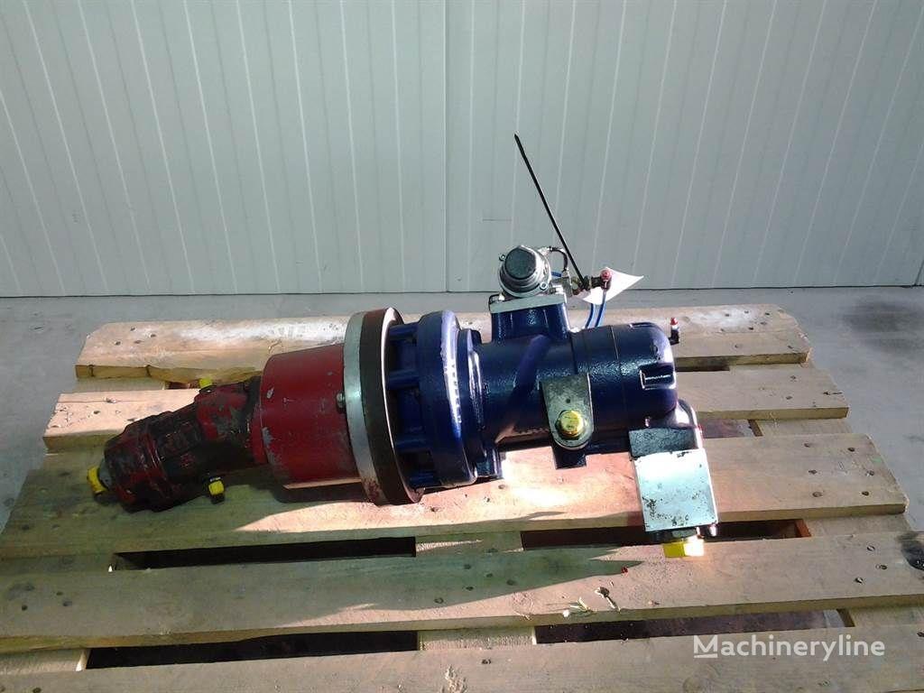 Onbekend TM.C. SCA9GR compressor