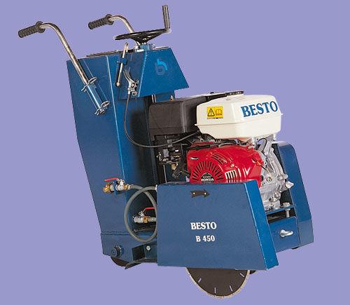 Besto B-450 cortador de asfalto novo