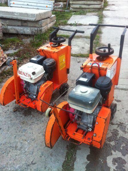 Norton, Besto cortador de asfalto