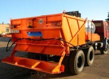 MAZ Avtogudronataror distribuidor de asfalto novo