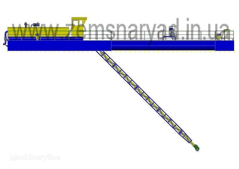 NSS Zemsnaryad NSS 1600/25-F-K draga novo