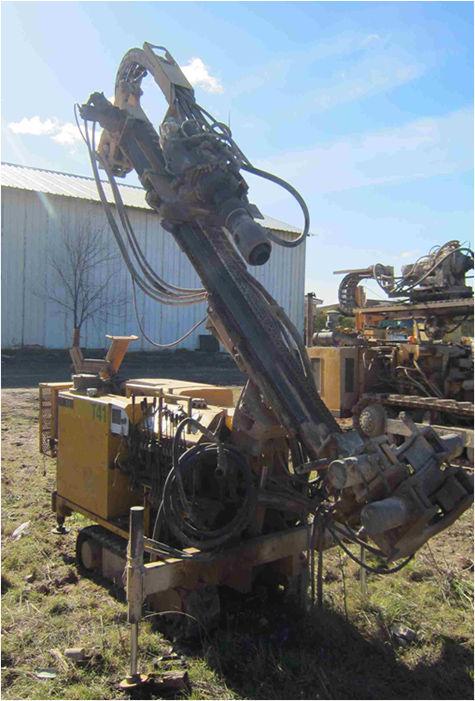 BERETTA T41 equipamento de perfuração
