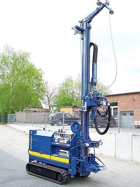 ROTOMAX M  equipamento de perfuração novo
