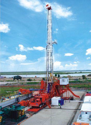 ZYT Petroleum ZJ40 equipamento de perfuração novo