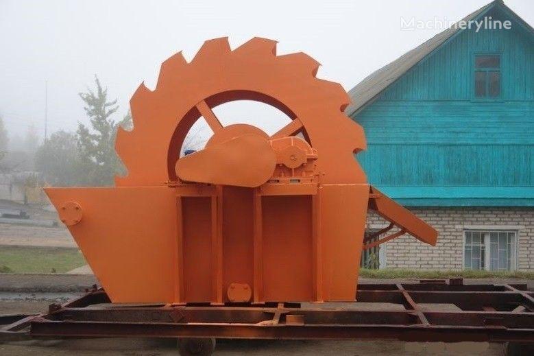 equipamento industrial Peskomoyka novo