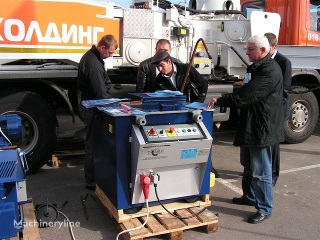 Stanok dlya izgiba i rubki armatury TR 38/45 equipamento industrial