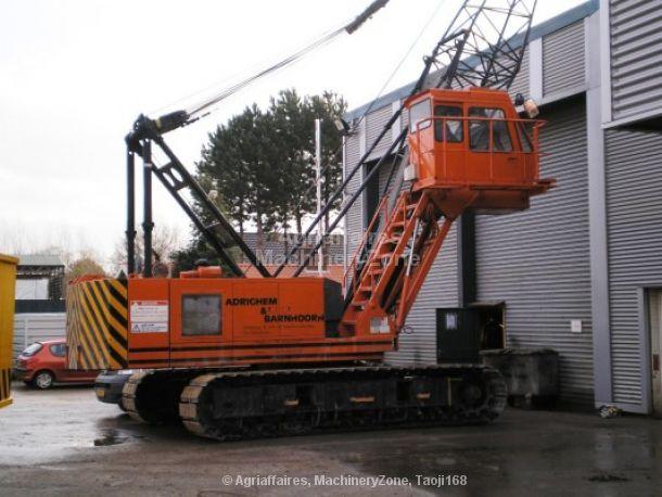 HITACHI KH-150-3 escavadora de cabos