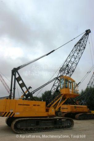 HITACHI KH-180-2 escavadora de cabos
