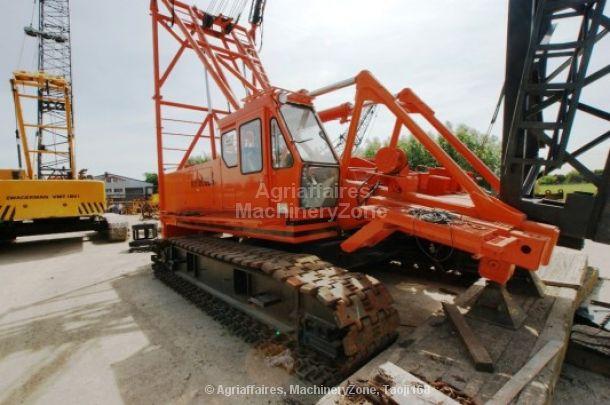 HITACHI KH 180-2 GLS escavadora de cabos