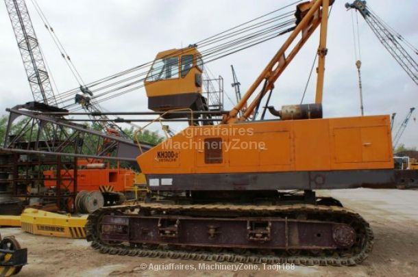 HITACHI KH-300-2 escavadora de cabos