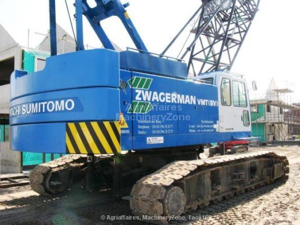 HITACHI Sumitomo SCX 900 escavadora de cabos