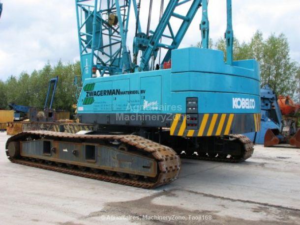 KOBELCO 7100 escavadora de cabos