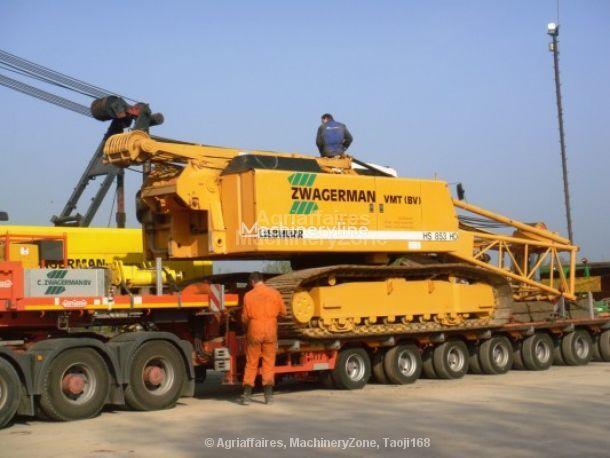 LIEBHERR HS 853 HD escavadora de cabos