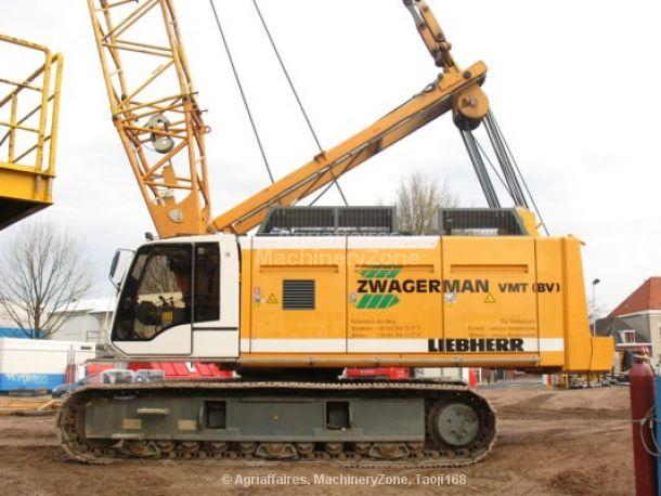 LIEBHERR HS 875 HD escavadora de cabos
