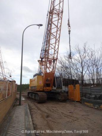 LIEBHERR HS-875-HD escavadora de cabos