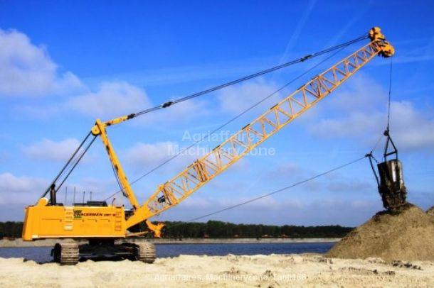 LIEBHERR HS 885 HD escavadora de cabos