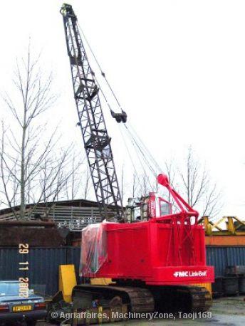 LINK-BELT LS-98 escavadora de cabos