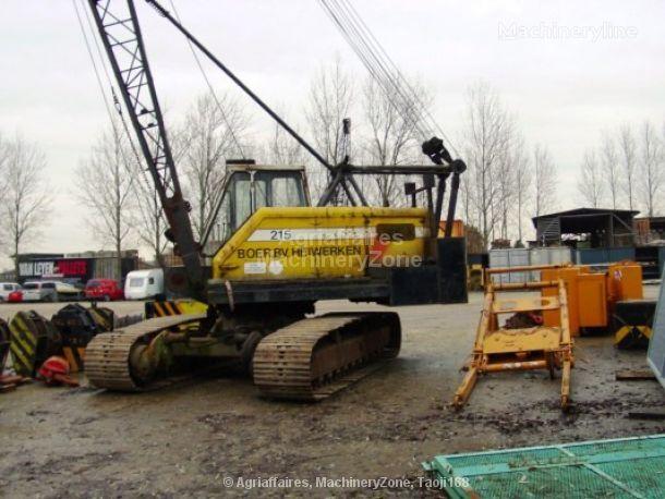 P&H 215 escavadora de cabos