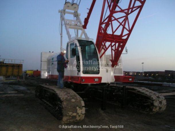 SUMITOMO SC 900-PAX S-3 escavadora de cabos