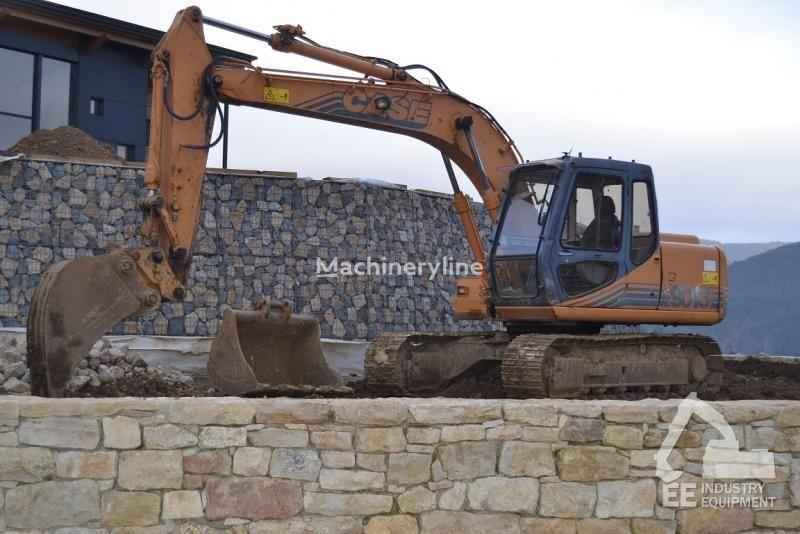 CASE 9013 escavadora de lagartas