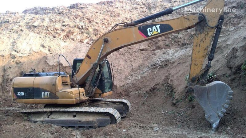 CATERPILLAR 320D 320DL escavadora de lagartas