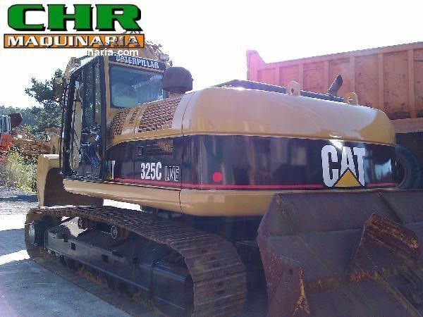 CATERPILLAR 325C escavadora de lagartas