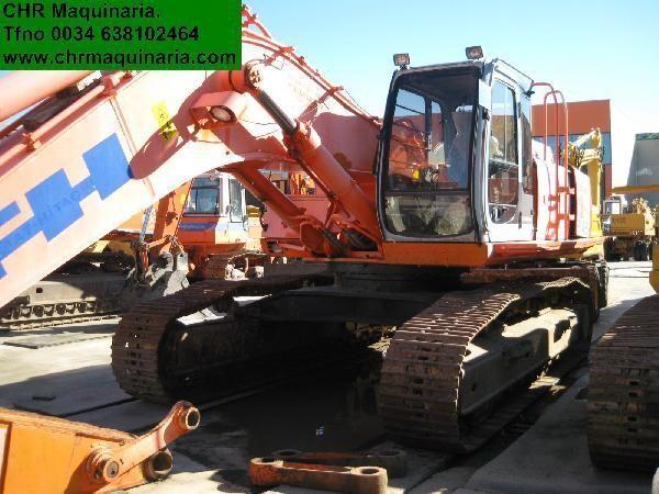 FIAT-HITACHI EX455 escavadora de lagartas