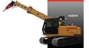 GRADALL XL 3210 4210 5210 3310 4310 5310 7320 escavadora de lagartas