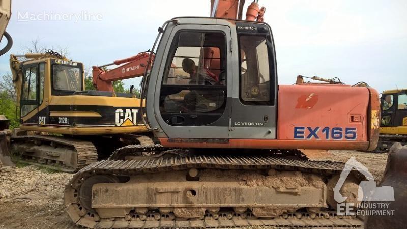 HITACHI EX 165 LC escavadora de lagartas