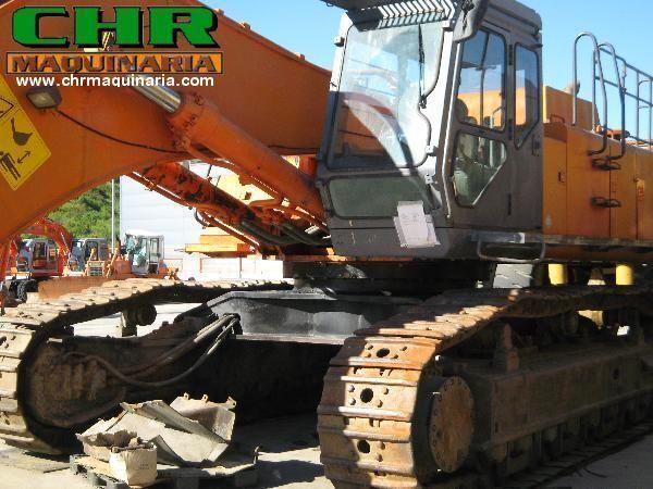 HITACHI EX800 escavadora de lagartas