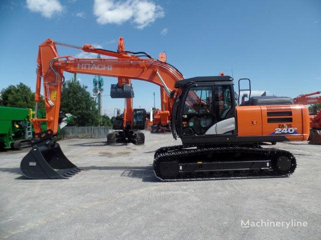 escavadora de lagartas HITACHI ZX 240N-6 novo