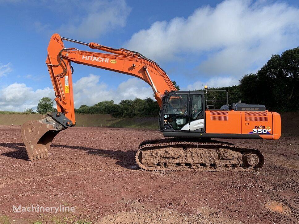 escavadora de lagartas HITACHI ZX350LC-6 , Like New Condition, worked 1349 hours !!!