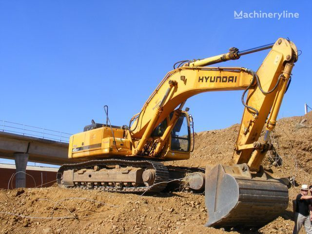 HYUNDAI R450 LC7 escavadora de lagartas