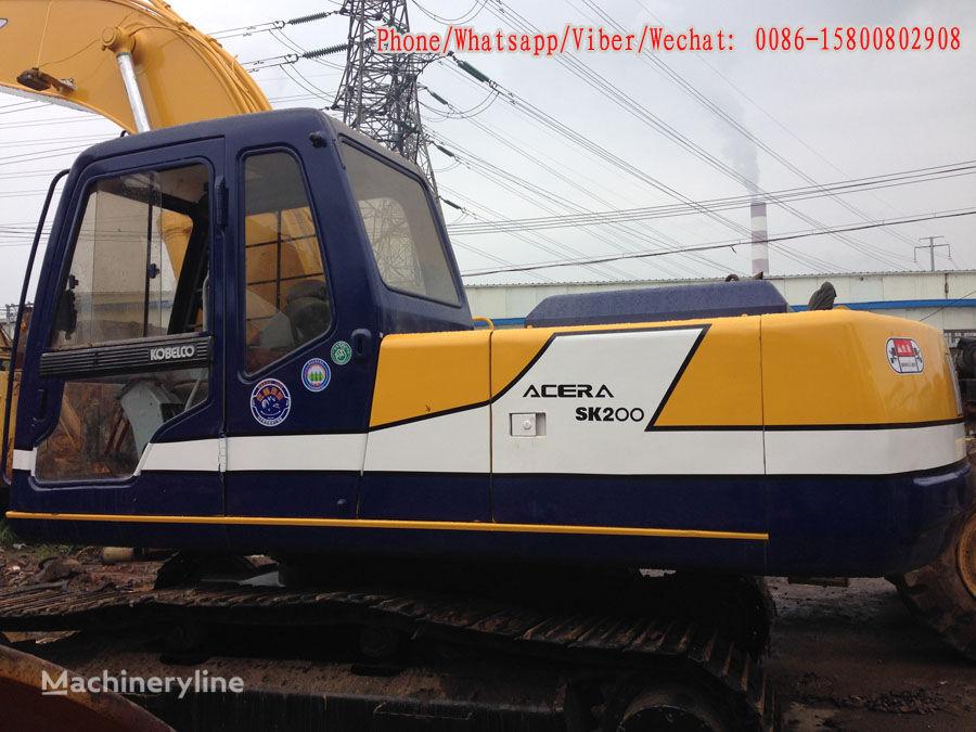 KOBELCO SK200-3 escavadora de lagartas