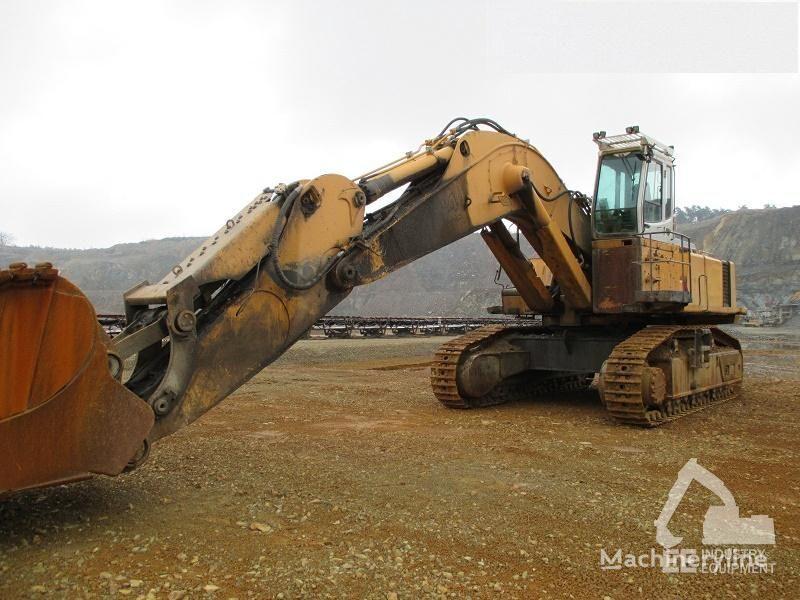LIEBHERR R 974 BS HD LITRONIC escavadora de lagartas