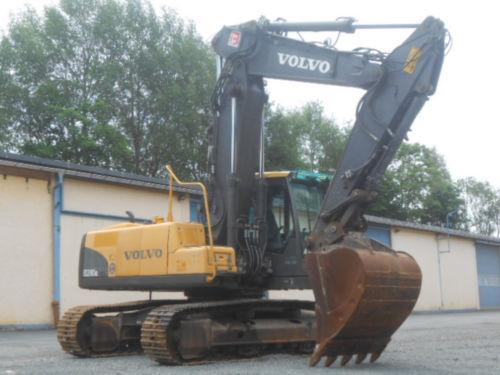 VOLVO EC 210 CNL escavadora de lagartas