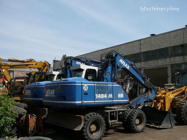 ATLAS 1404 escavadora de rodas