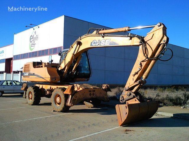 CASE WX200 escavadora de rodas