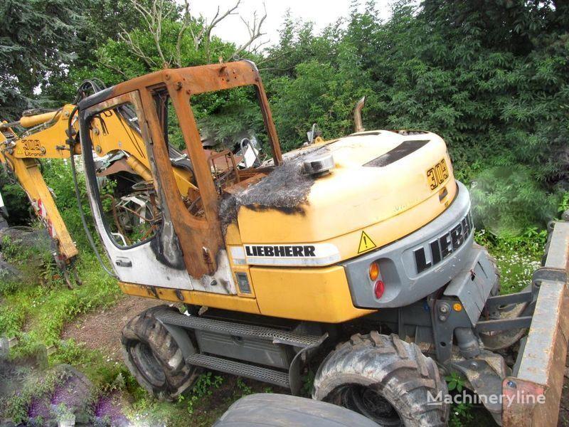 LIEBHERR LITRONIC 309 *2006*  escavadora de rodas