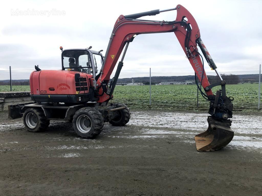 escavadora de rodas NEUSON 9503