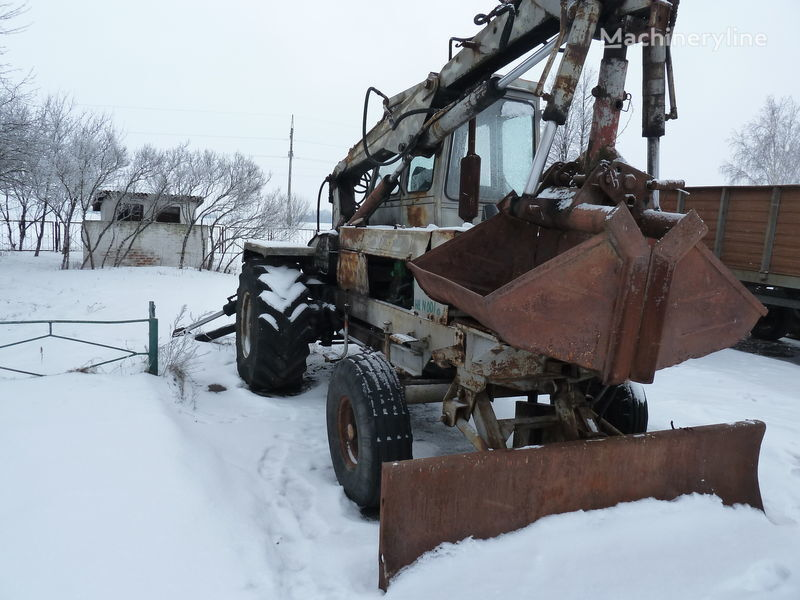 PEA 1 escavadora de rodas