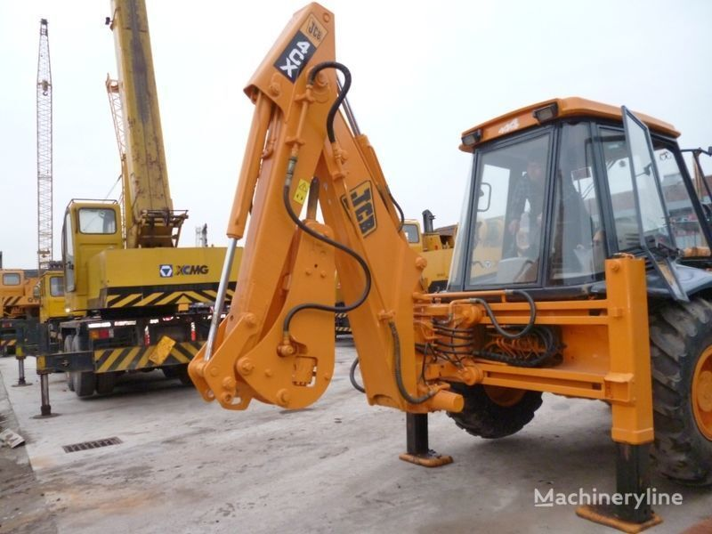 JCB 4CX escavadora empilhador