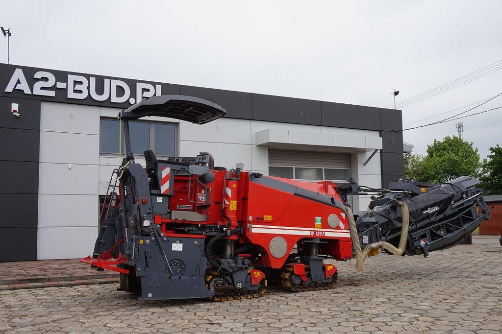 fresadora de asfalto WIRTGEN W 120F